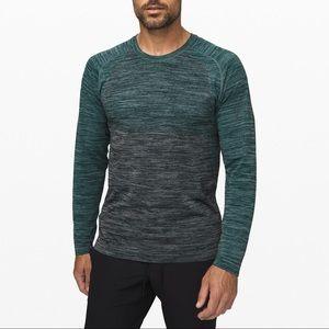 Lululemon Metal Vent Tech LS Shirt Size M